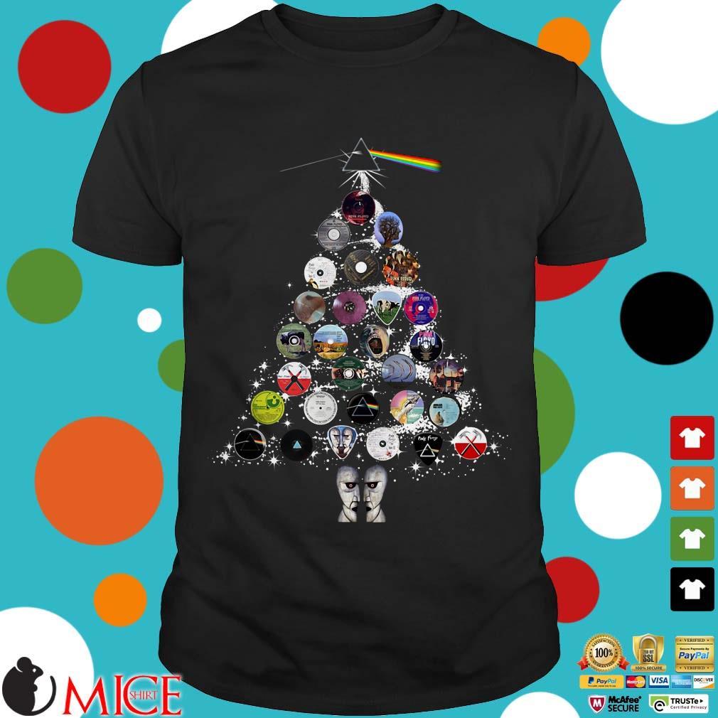 Albums Pink Floyd Christmas tree Sweater