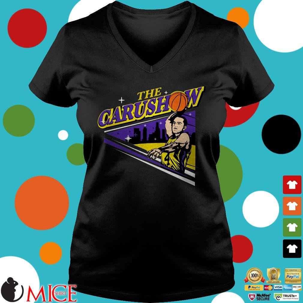 Alex Caruso The Carushow Shirt