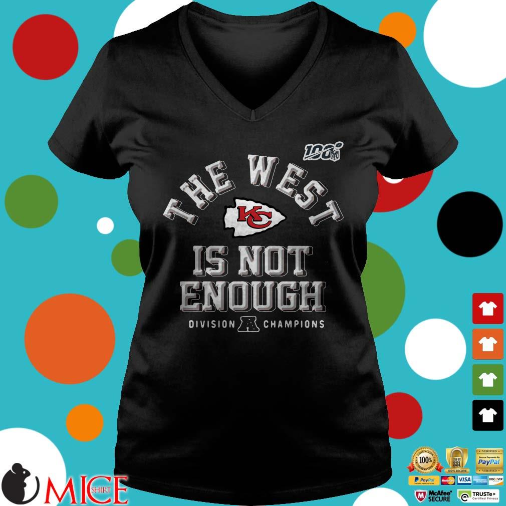 The West Is Not Enough Division Champion Sweater