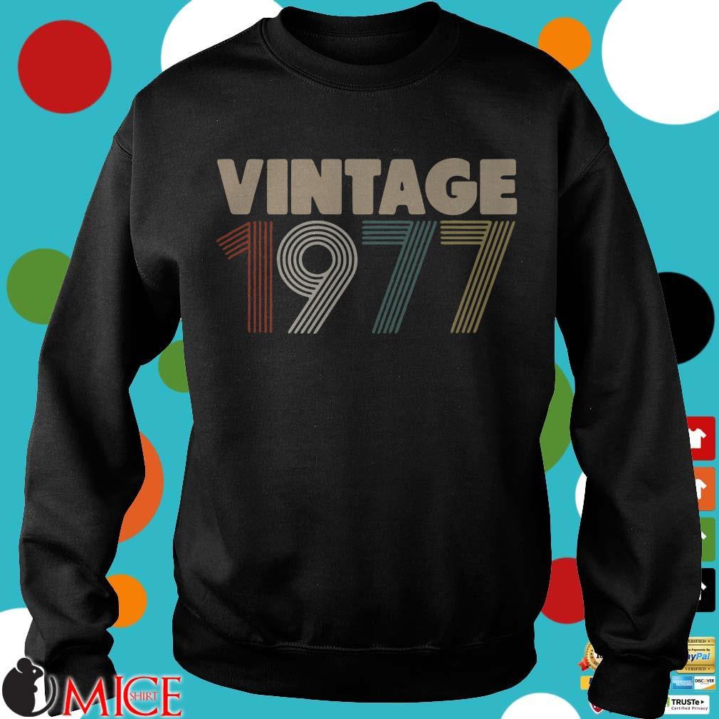 Vintage 1977 Shirt