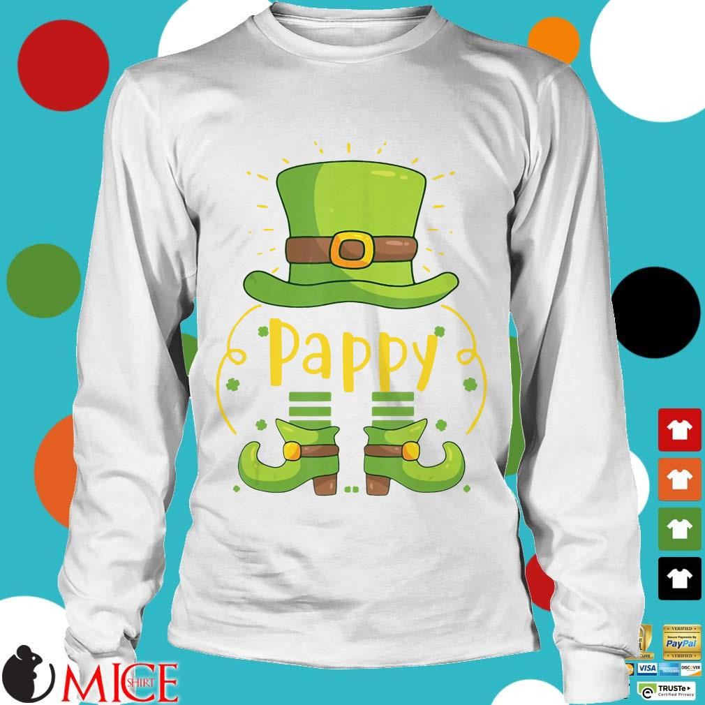 Pappy Matching St. Patty's day St. Patrick's Day Shirt