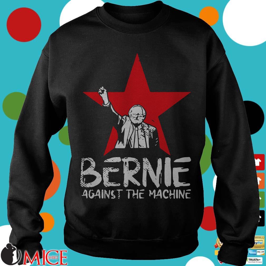 Bernie Sanders Against The Machine Red Star 2020 President Shirt