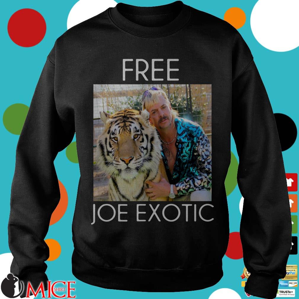 Free Joe Exotic Joe Exotic Sticker Teepublic