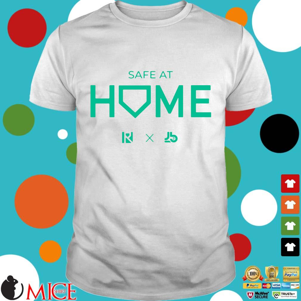 Routine X Justbats Safe At Home Shirt