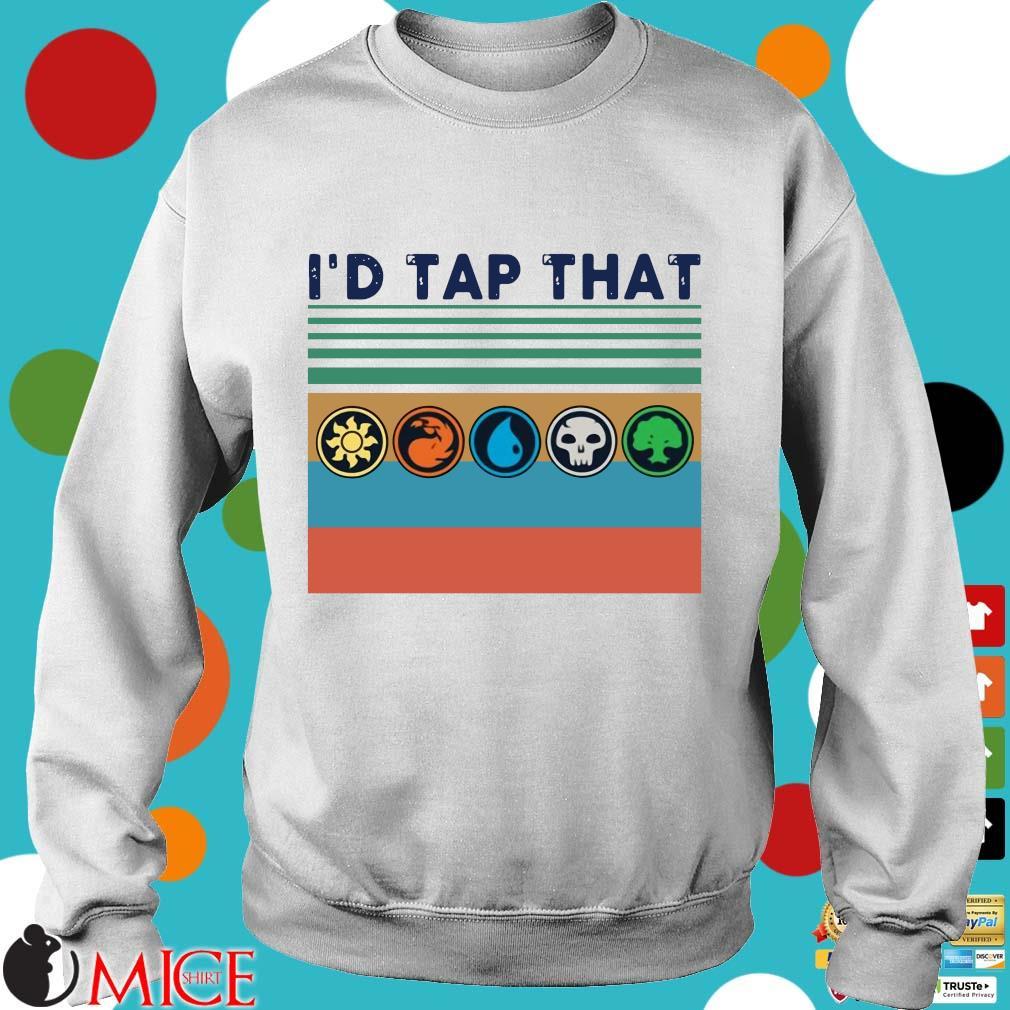 Gathering I'd Tap That Vintage Shirt t Sweater