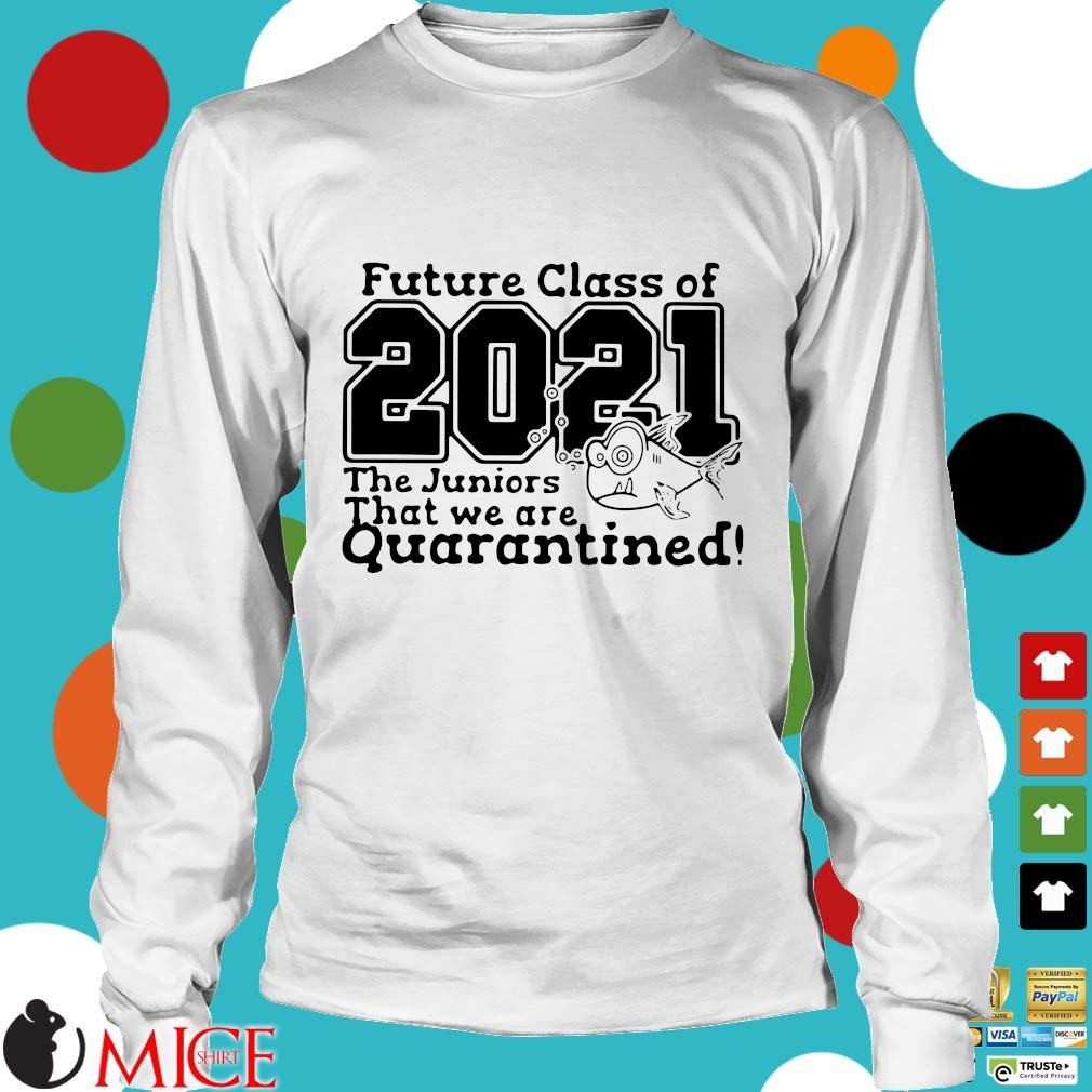 Pre Kindergarten Class Of 2021 Fish Digital Cutting File Prek Quarantine Shirt t Longsleeve