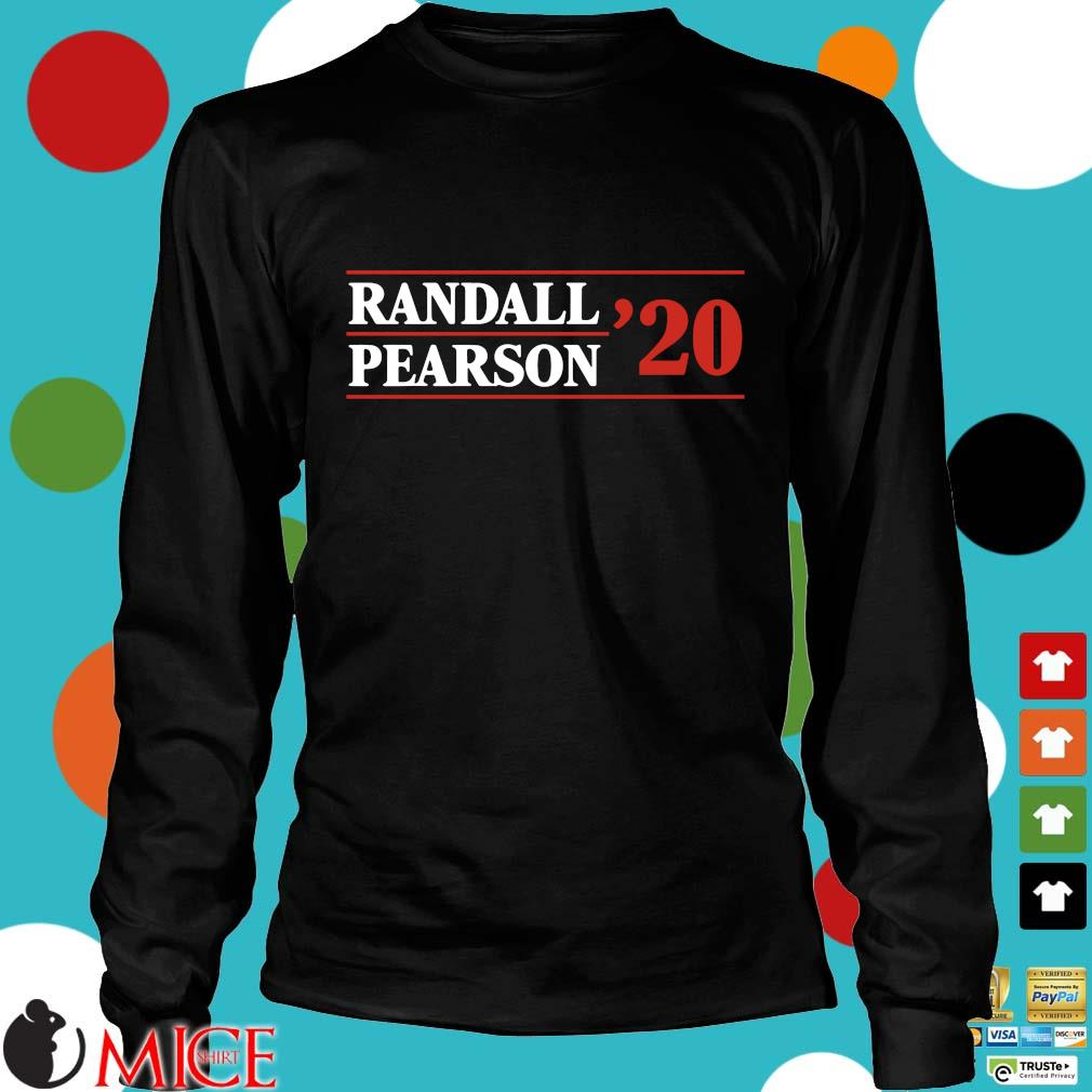 Randall Pearson 2020 Shirt d Longsleeve
