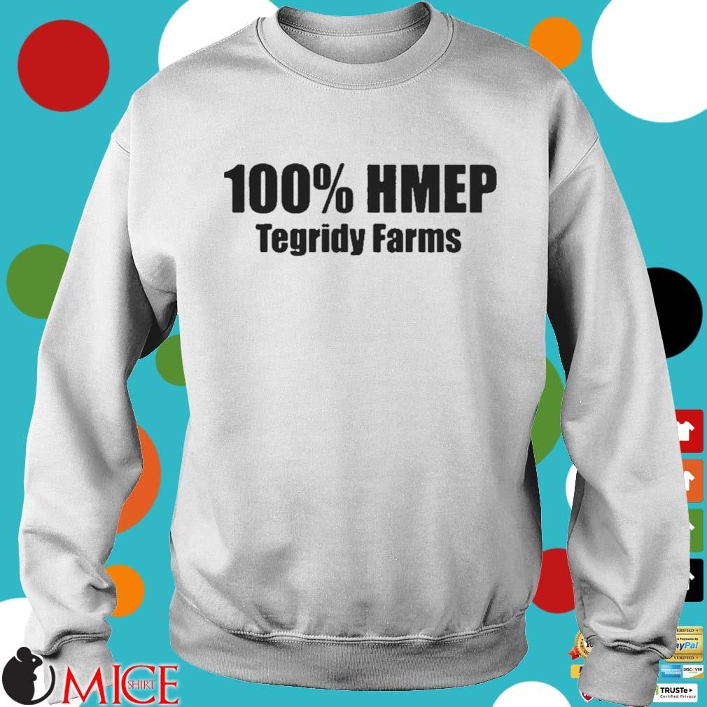 100 Hemp Tegridy Farms Classic Shirt t Sweater
