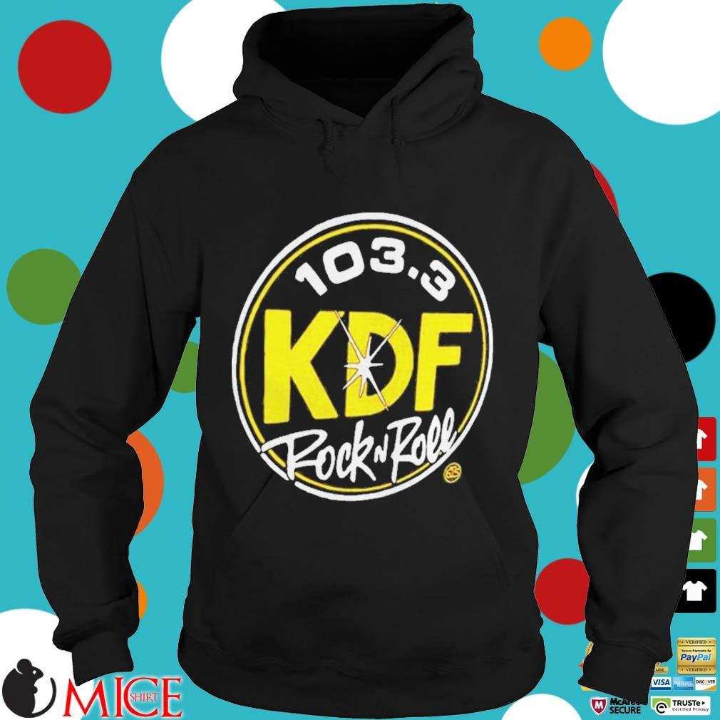 103 3 KDP Rock and Roll s d Hoodie