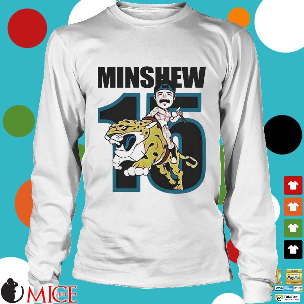 15 Magic Gardner Minshew Jacksonville Jaguars s t Longsleeve
