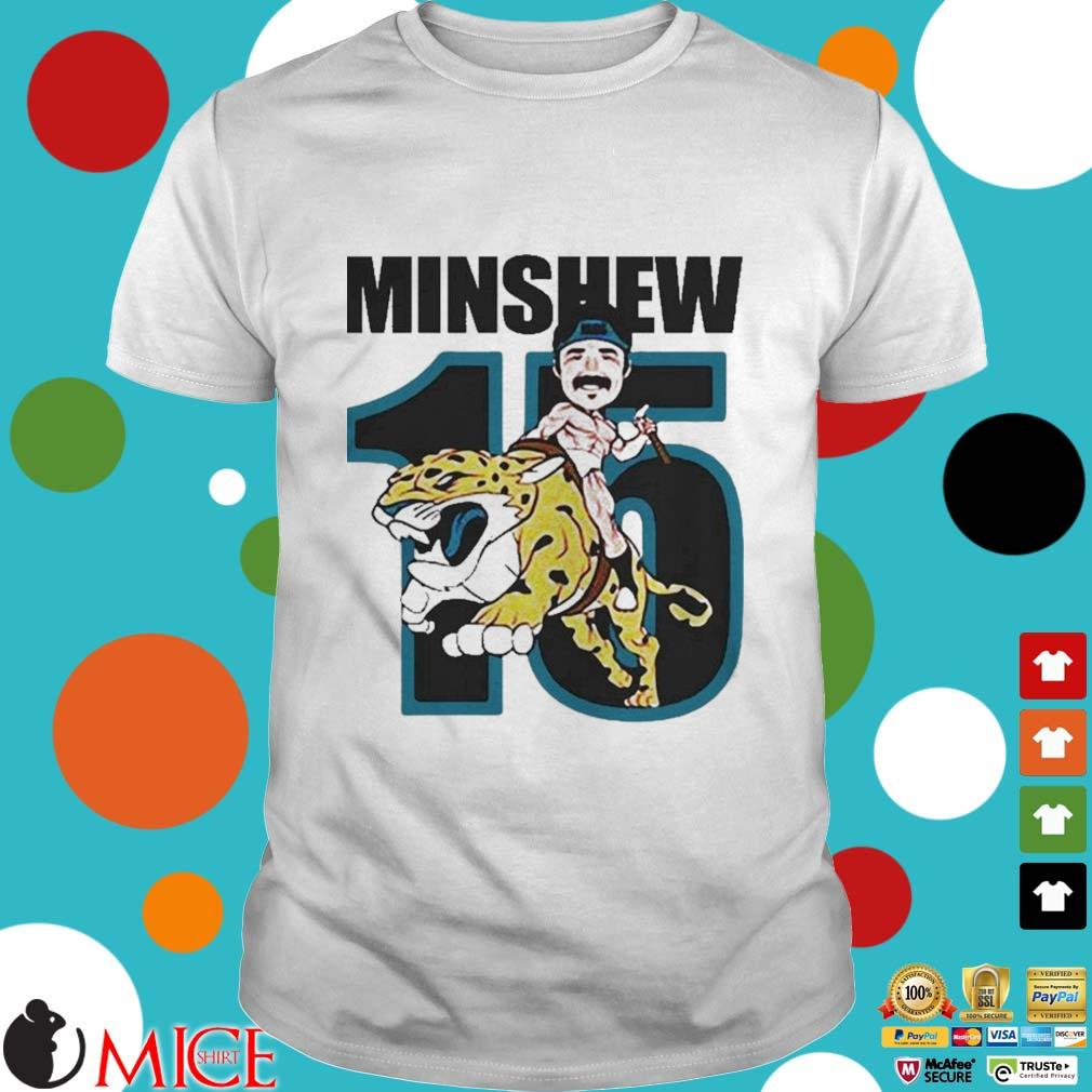 15 Magic Gardner Minshew Jacksonville Jaguars shirt