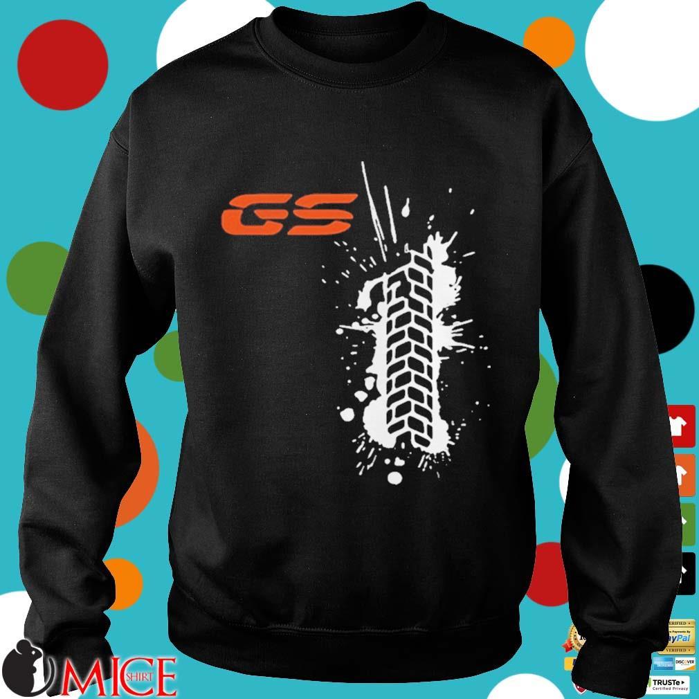 Black GS paint classic s d Sweater