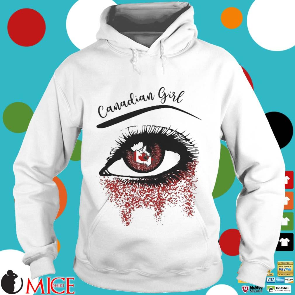 Eye canadian girl classic s t Hoodie