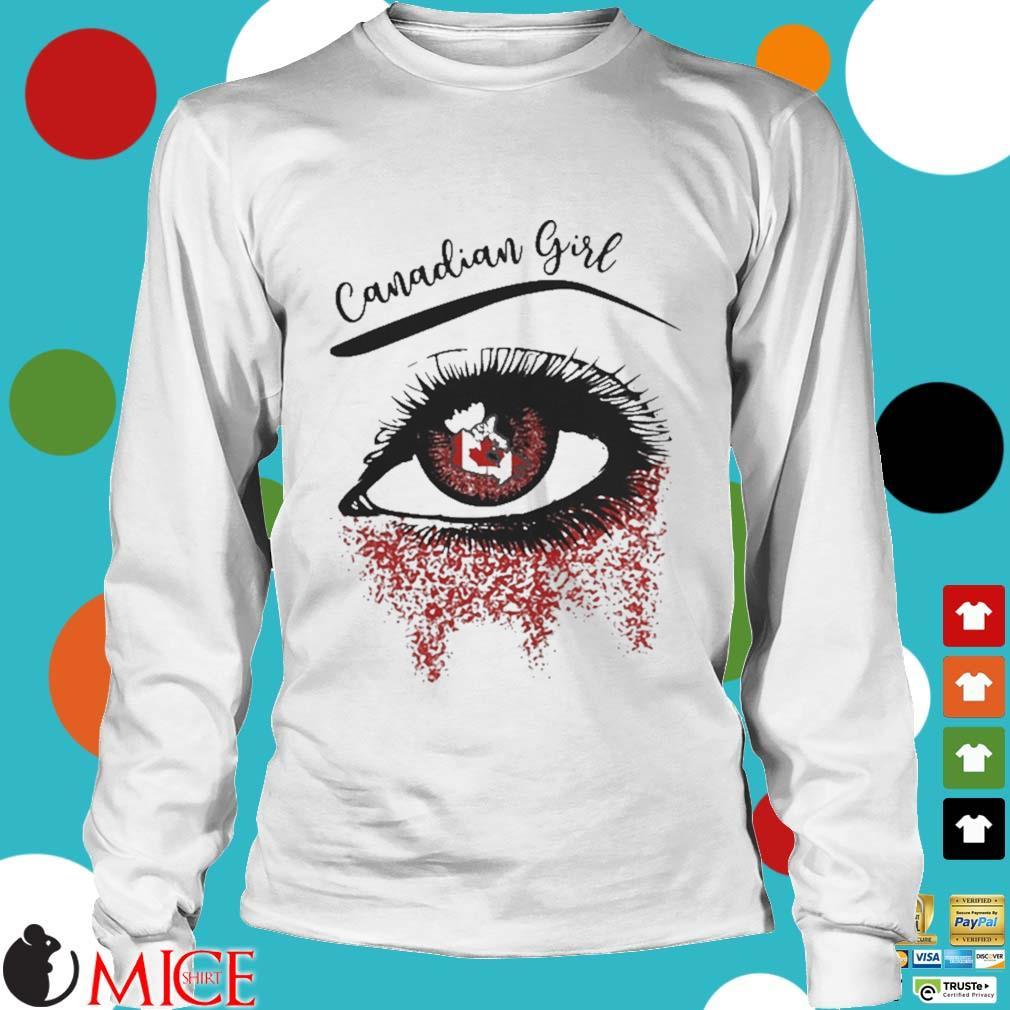 Eye canadian girl classic s t Longsleeve