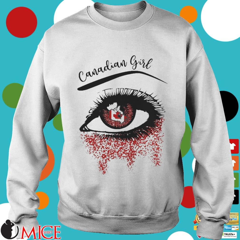 Eye canadian girl classic s t Sweater