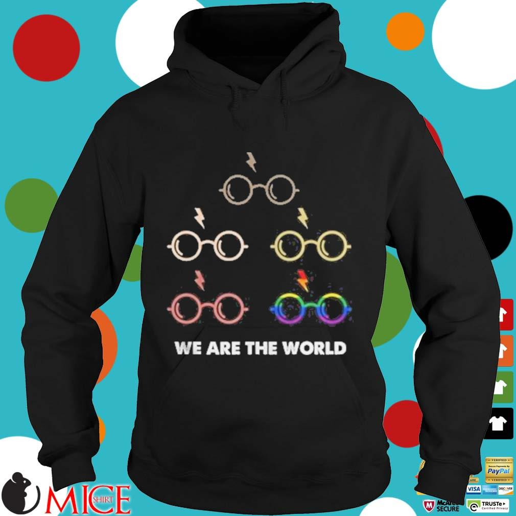 Lgbt harry potter we are the world s d Hoodie