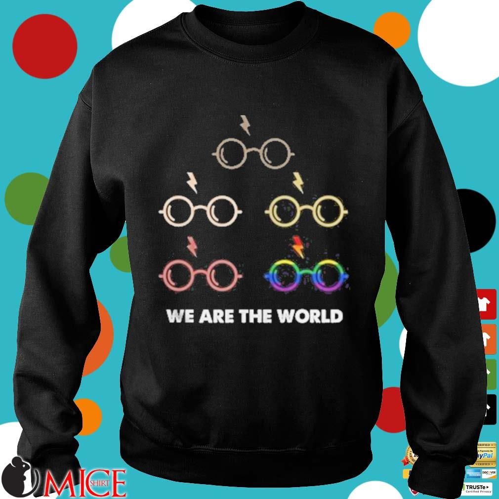 Lgbt harry potter we are the world s d Sweater