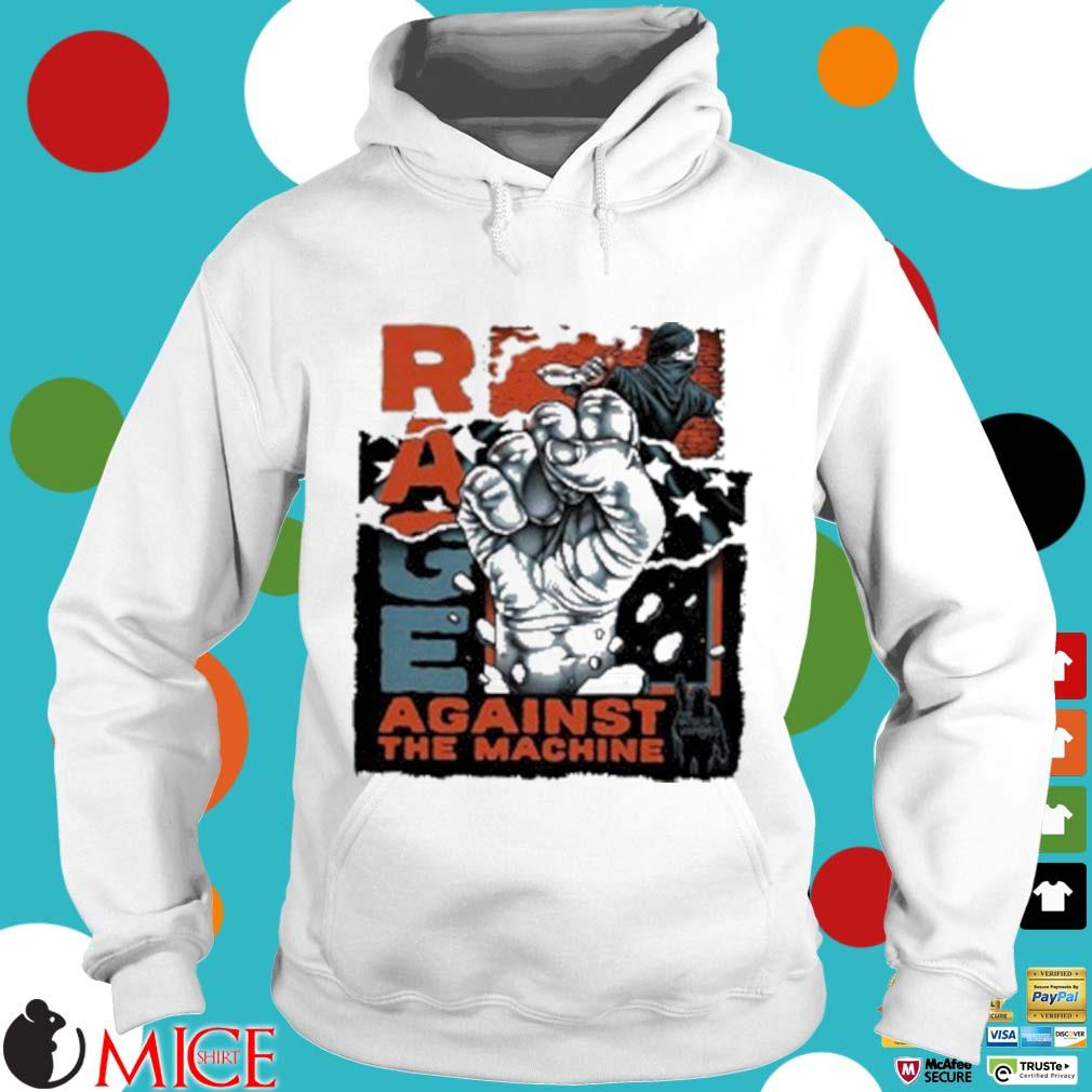 Rage Against The Machine Black Lives Matter Shirt t Hoodie