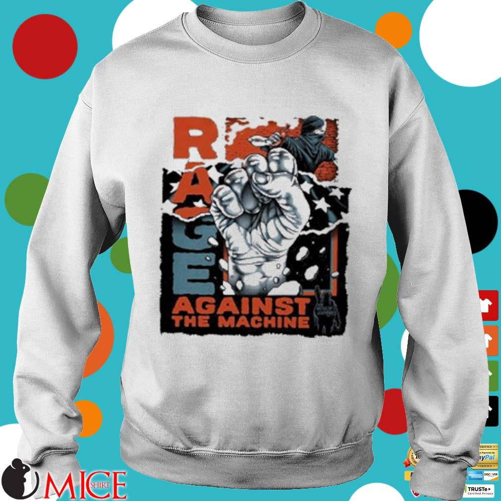 Rage Against The Machine Black Lives Matter Shirt t Sweater