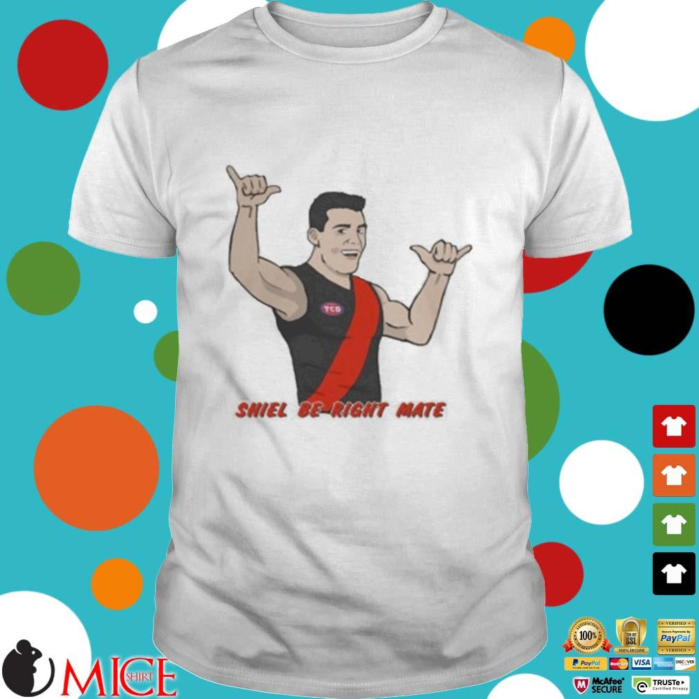 Sheil Be Right Jumper Shirt
