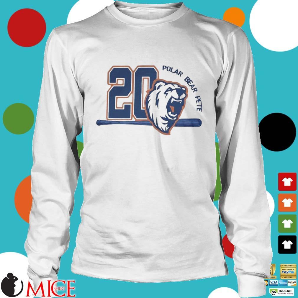 20 Polar Bear Pete Tee Shirt t Longsleeve