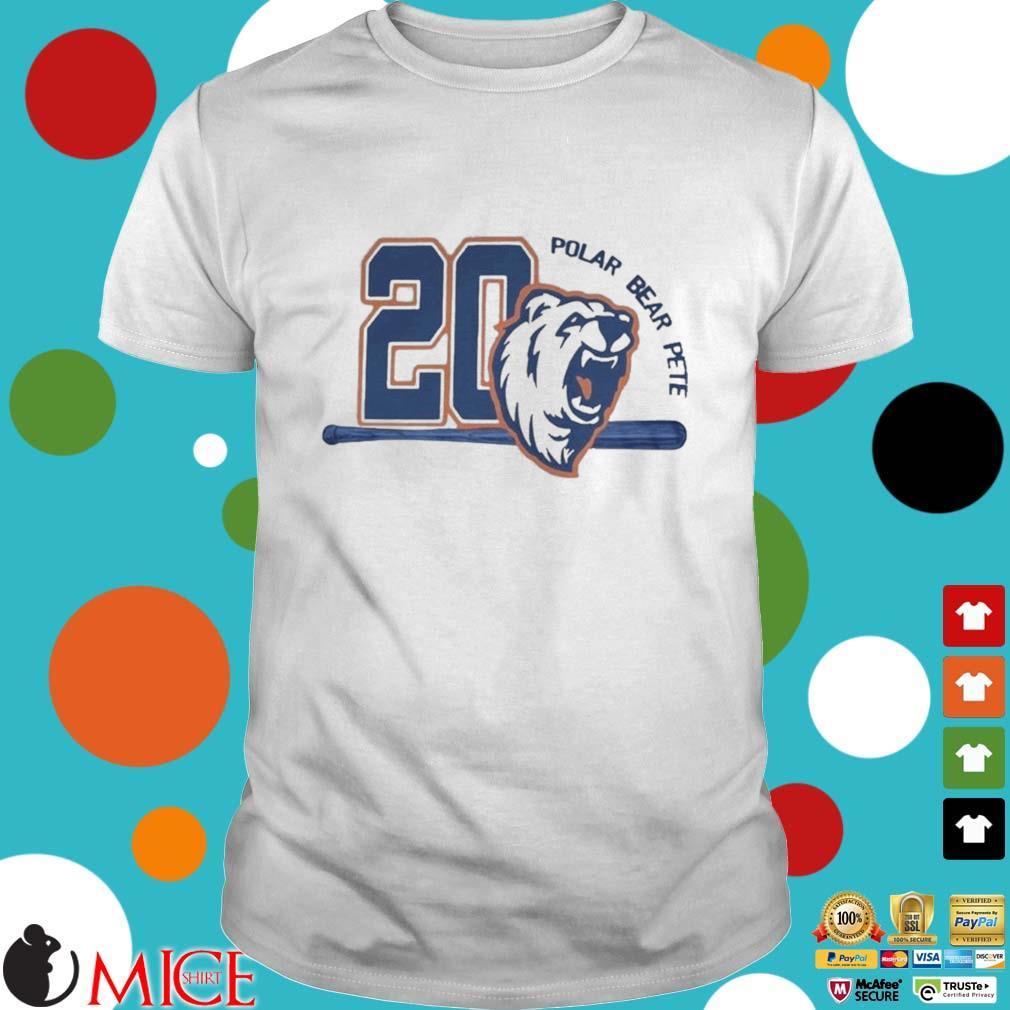 20 Polar Bear Pete Tee Shirt
