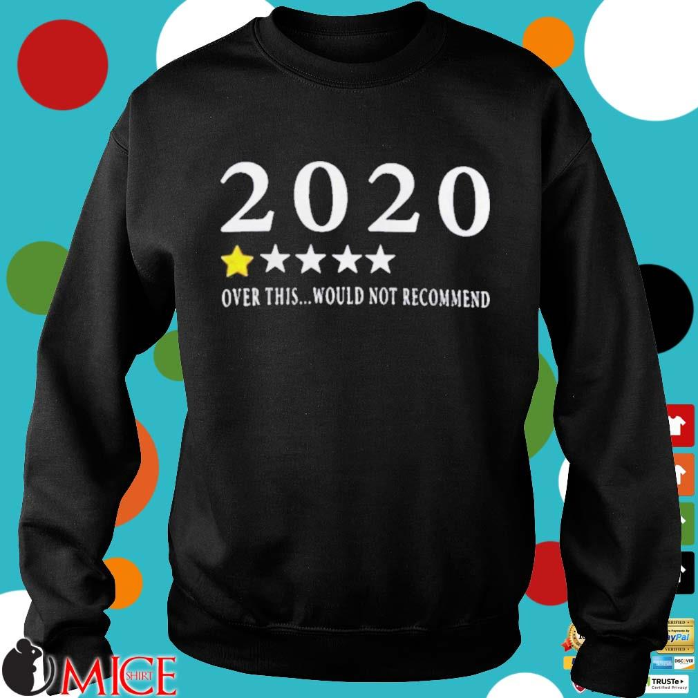 2020 Over this would not recommend s d Sweater