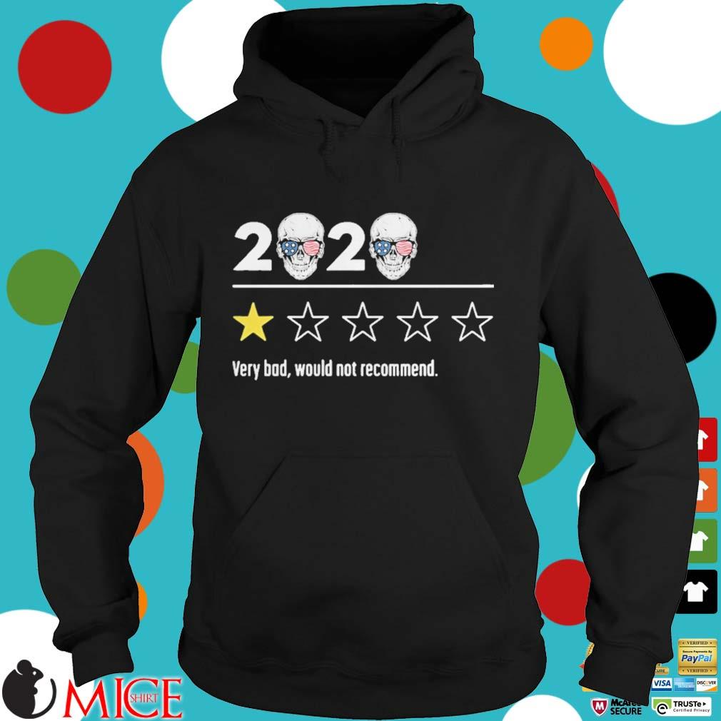 2020 skull glasses independence day very bad would not recommend s d Hoodie