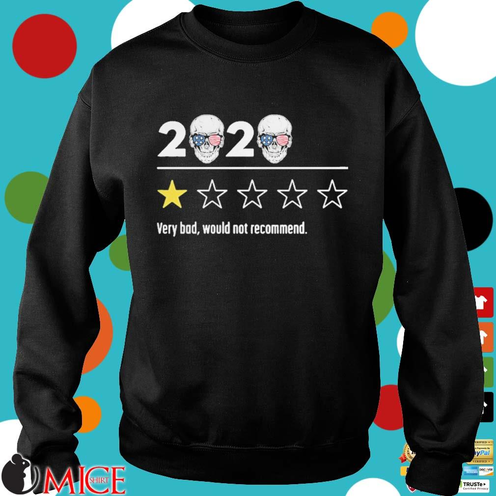 2020 skull glasses independence day very bad would not recommend s d Sweater