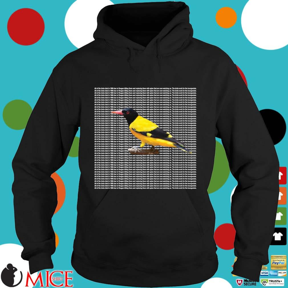 All of the birds died in 1986 s Hoodie dend
