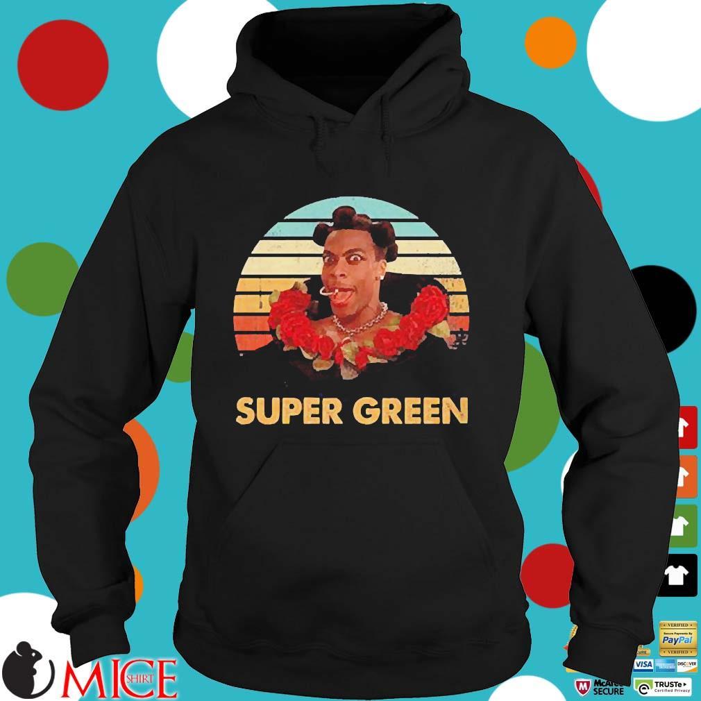 Ruby Rhod super green vintage s Hoodie dend