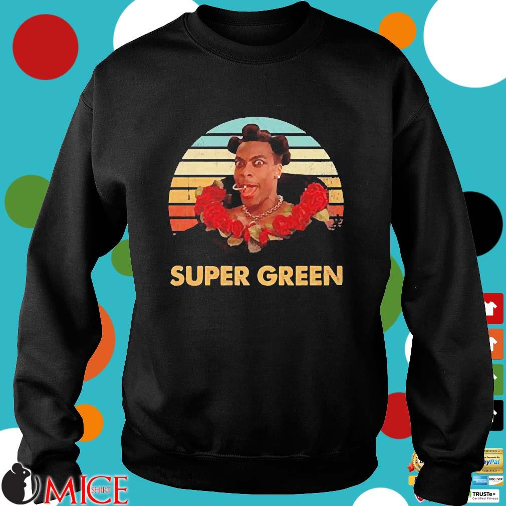 Ruby Rhod super green vintage s Sweater den