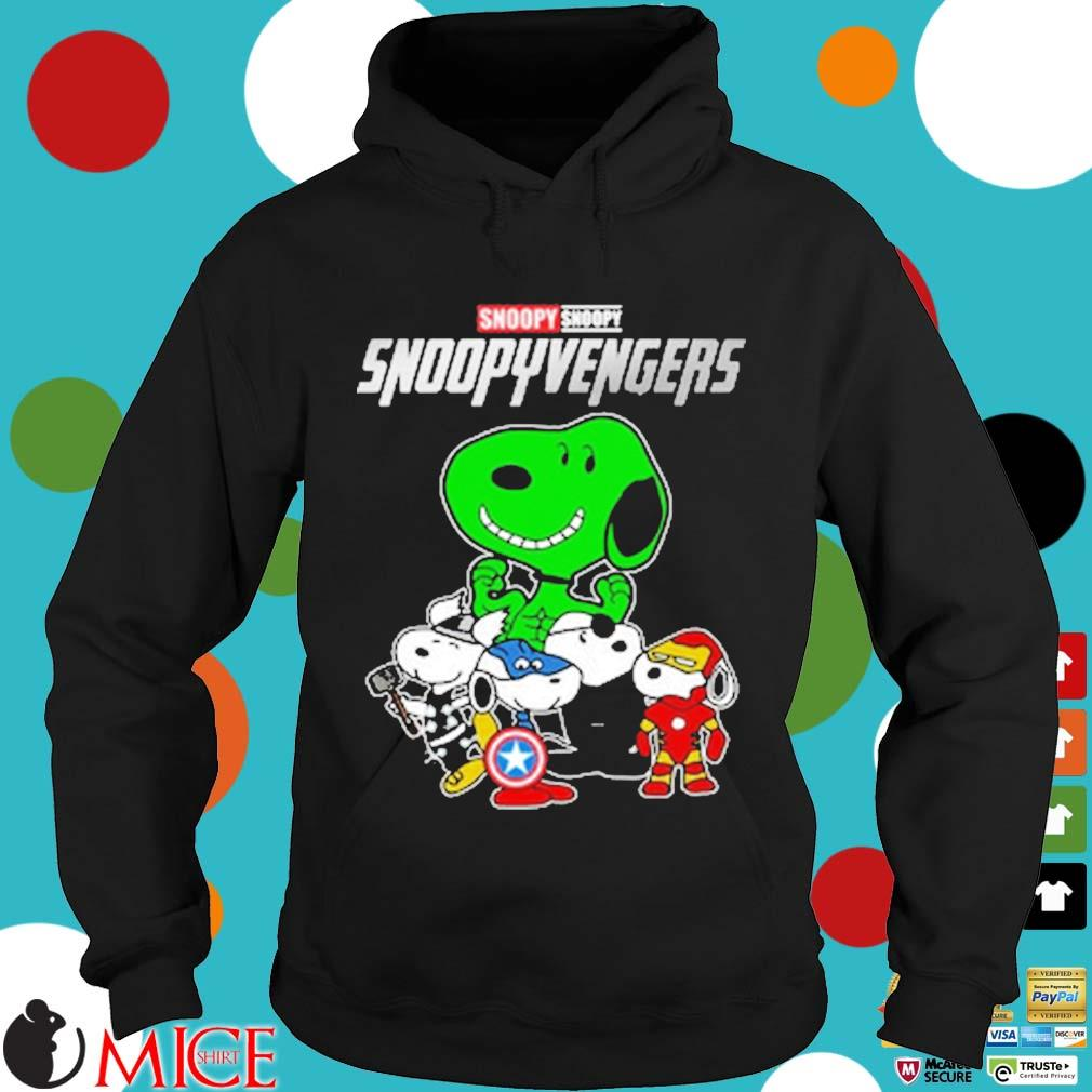 Snoopy Snoopyvengers Avengers s Hoodie dend