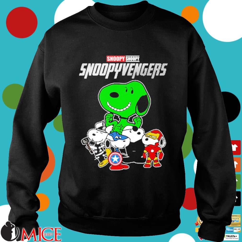Snoopy Snoopyvengers Avengers s Sweater den
