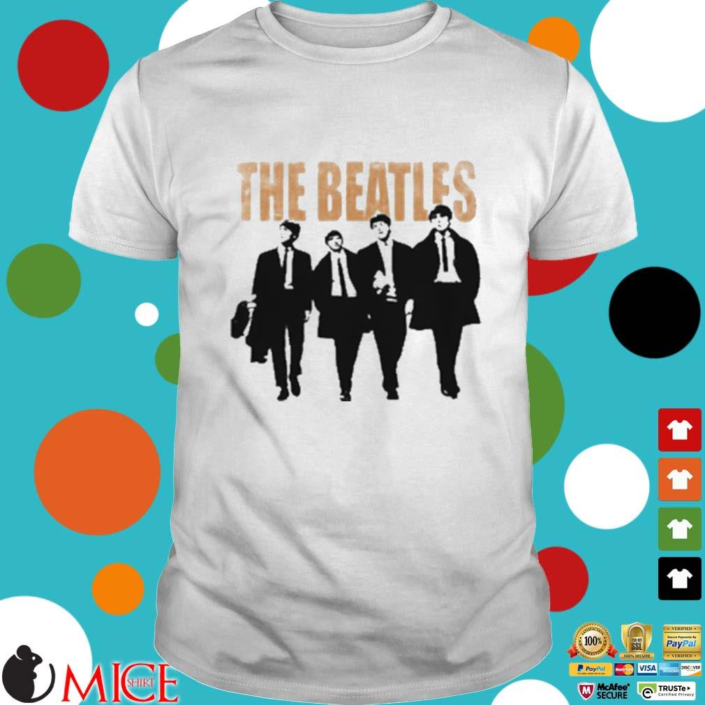 The Beatles Band Members Art T-Shirt