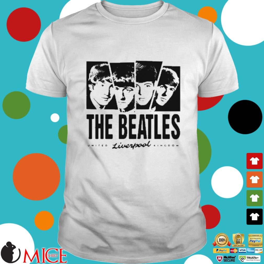 The beatles band united liverpool kingdom shirt