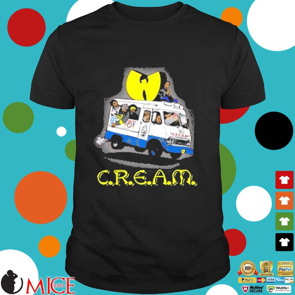 Wutang Brand Limited Ice Cream Truck T-Shirt
