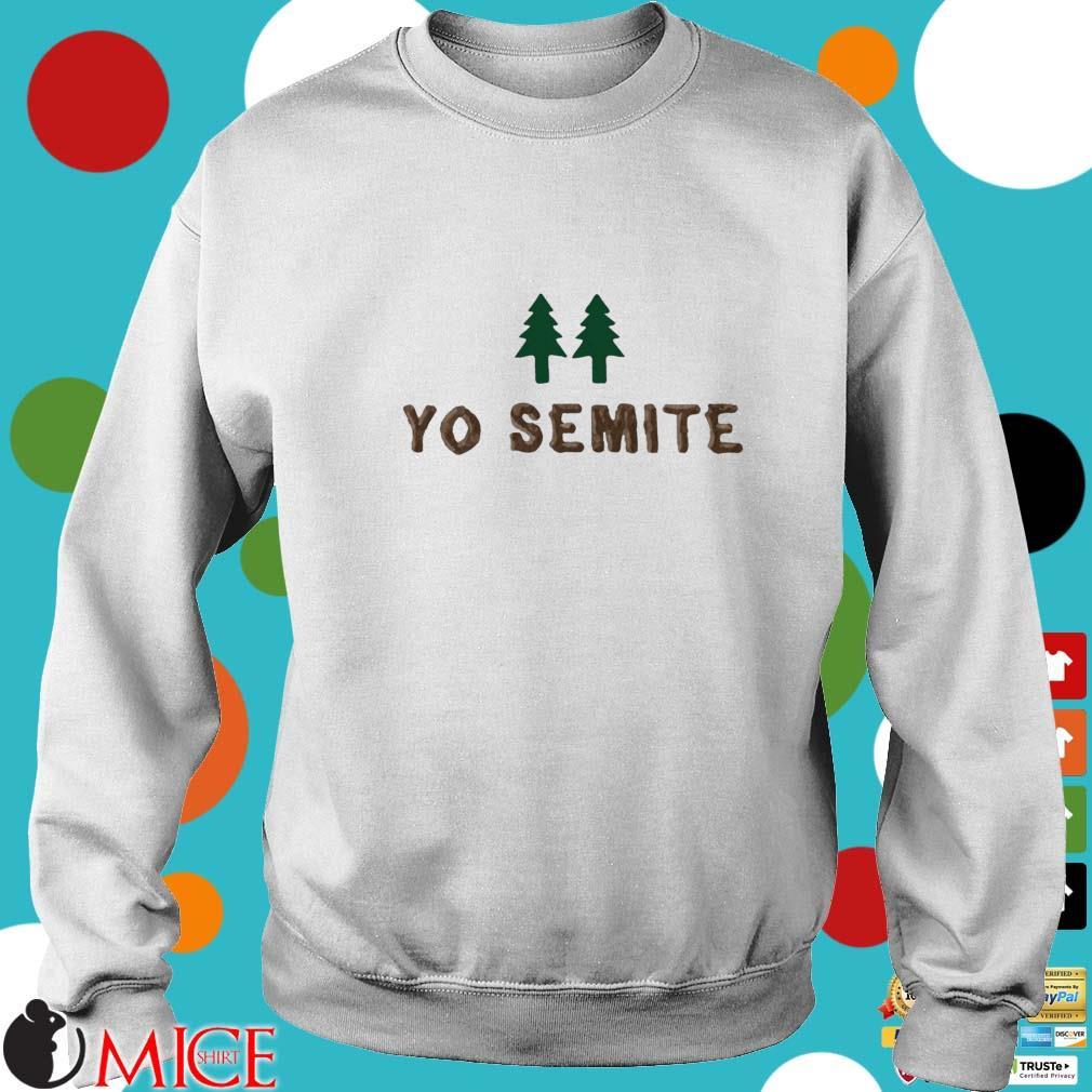 Yo Semite Jewish s Sweater trang