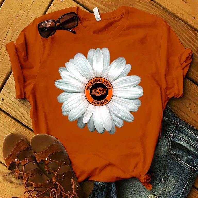 A daisy Oklahoma state cowboys 2020 shirt