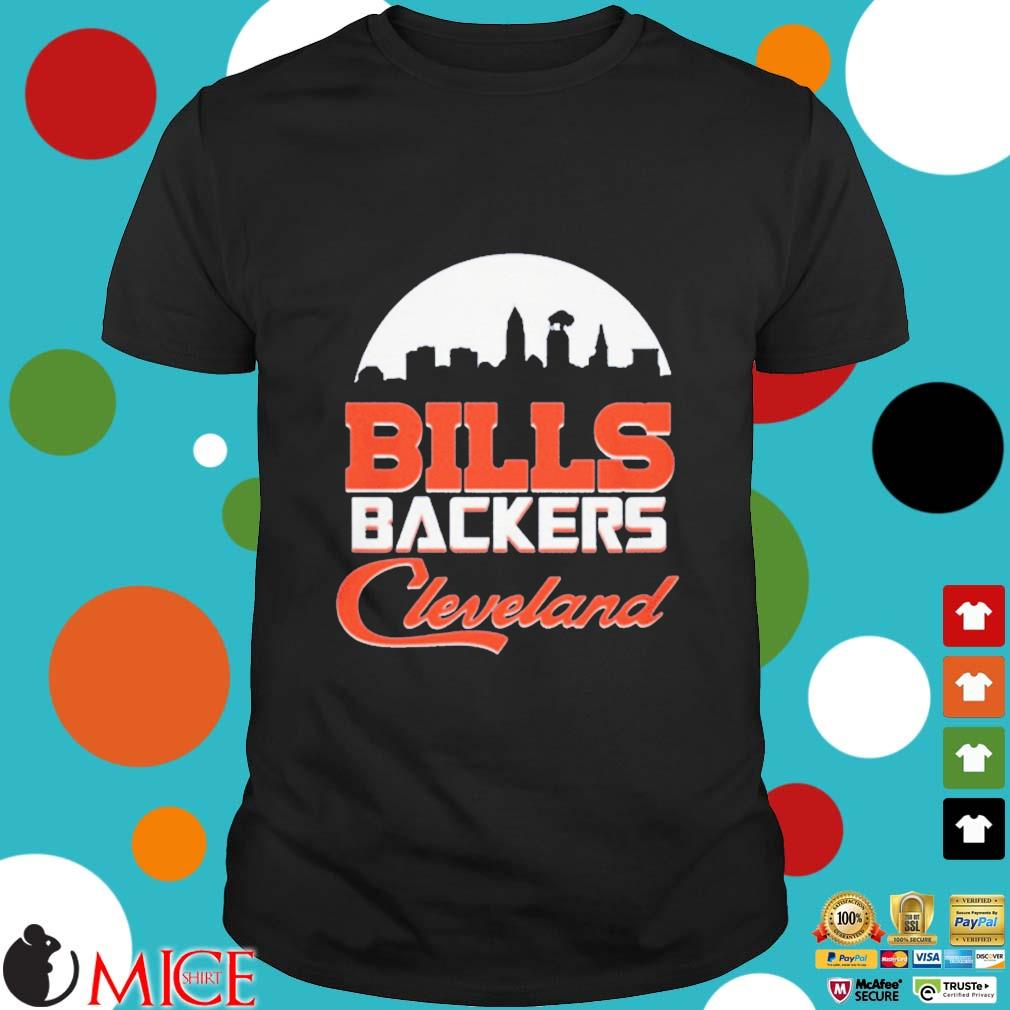 Bills Backers Cleveland 2020 shirt