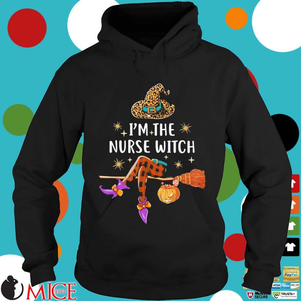 I'm Nurse Witch Halloween s Hoodie dend