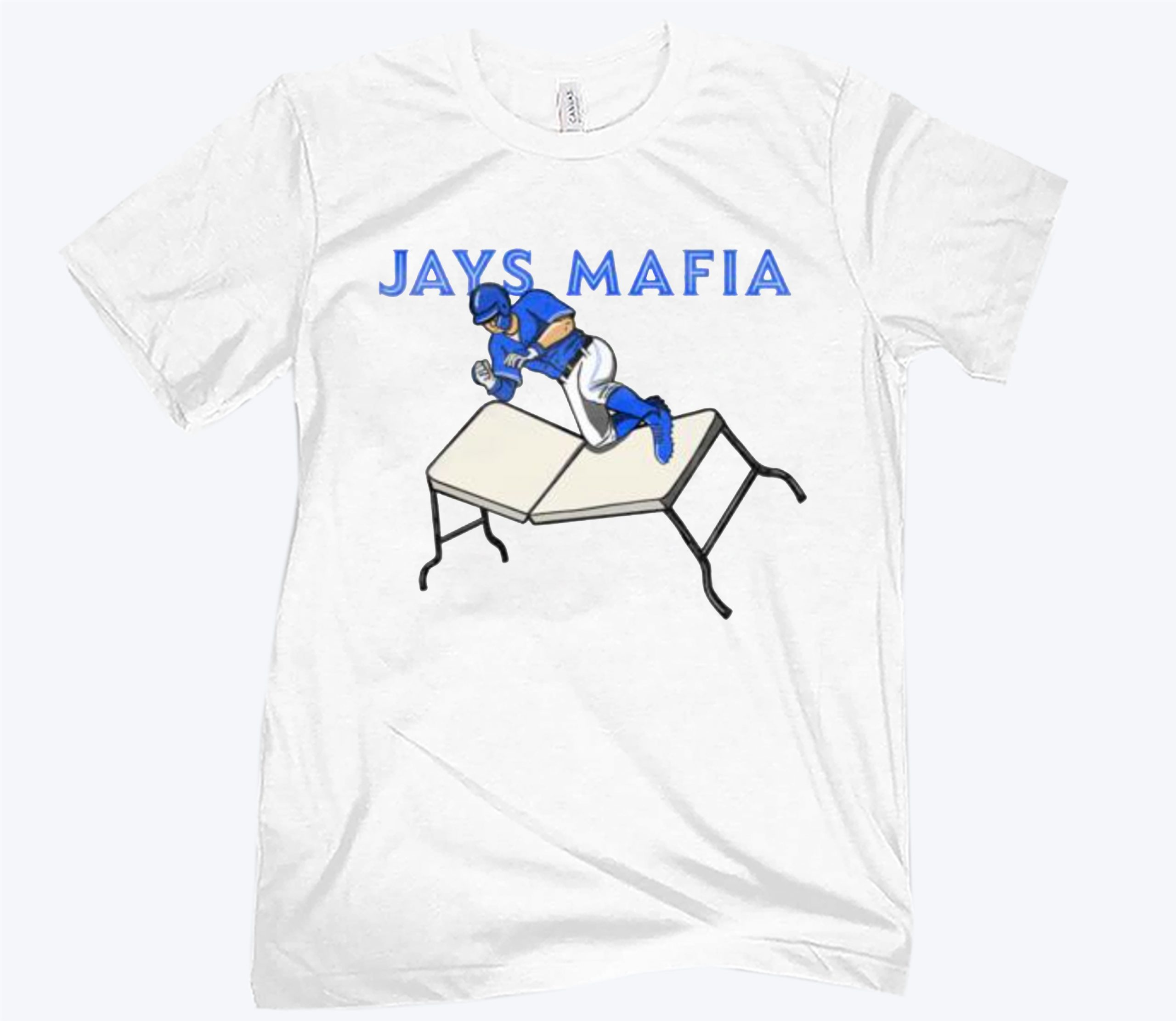 JAYS MAFIA TABLE TEE SHIRT