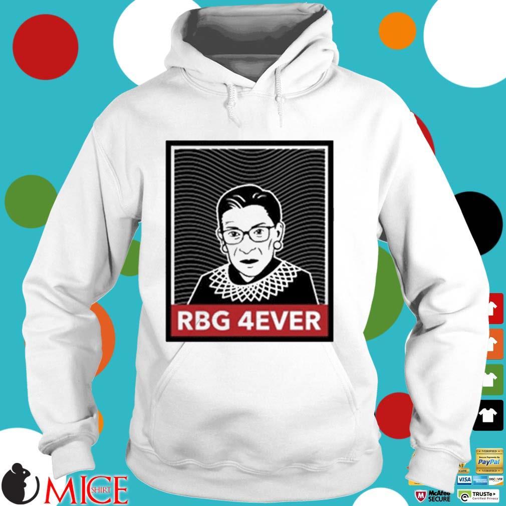 RIP Ruth Bader Ginsburg forever s Hoodie trang