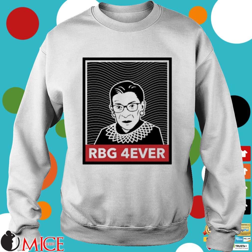 RIP Ruth Bader Ginsburg forever s Sweater trang