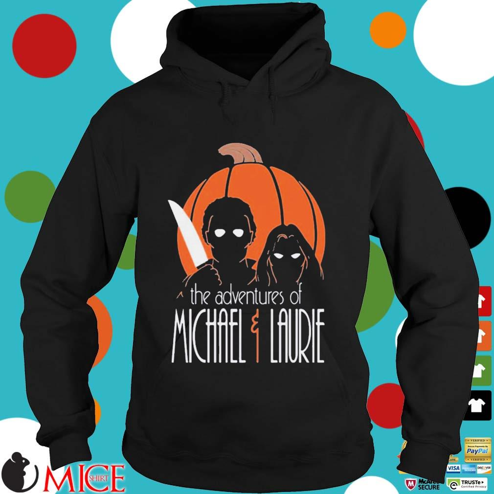 The adventures of Michael and Laurie s Hoodie dend