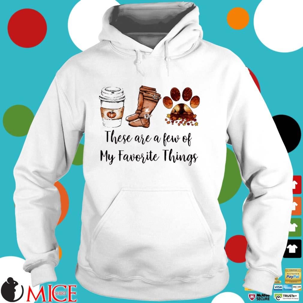 These are a few of My favorite things Halloween s Hoodie trang