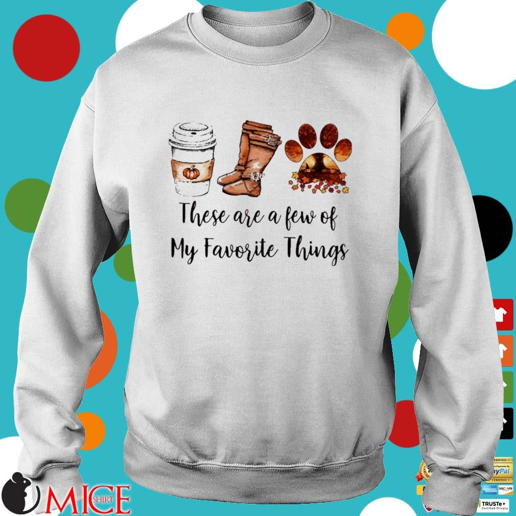 These are a few of My favorite things Halloween s Sweater trang