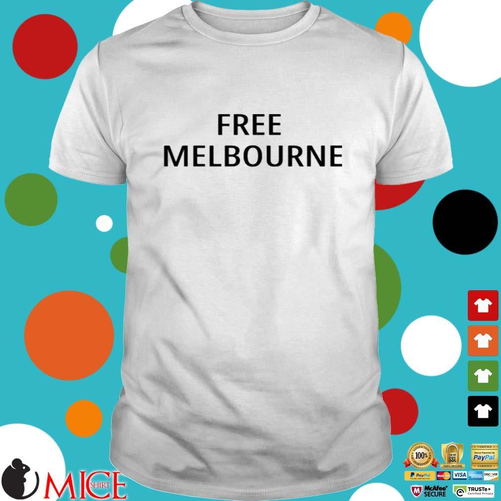 Free Melbourne Shirt