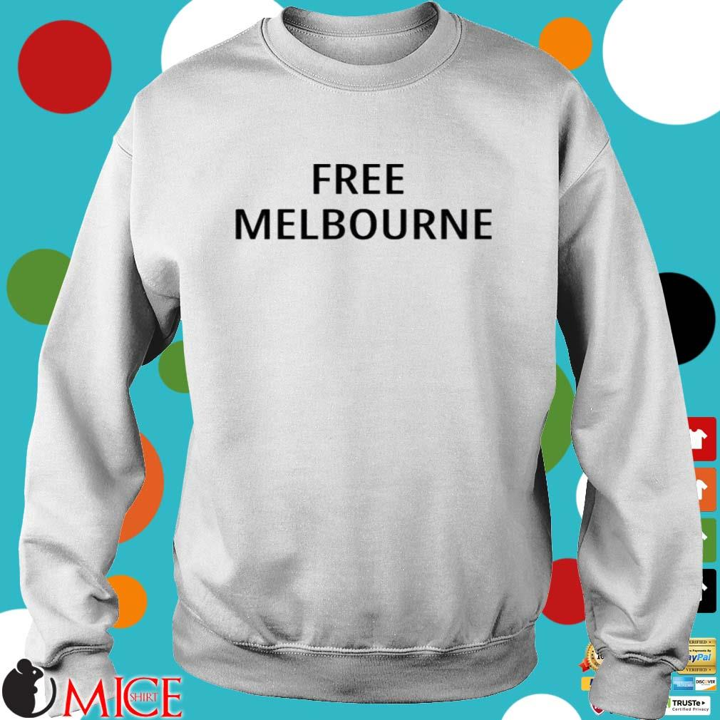 Free Melbourne Shirt Sweater trang