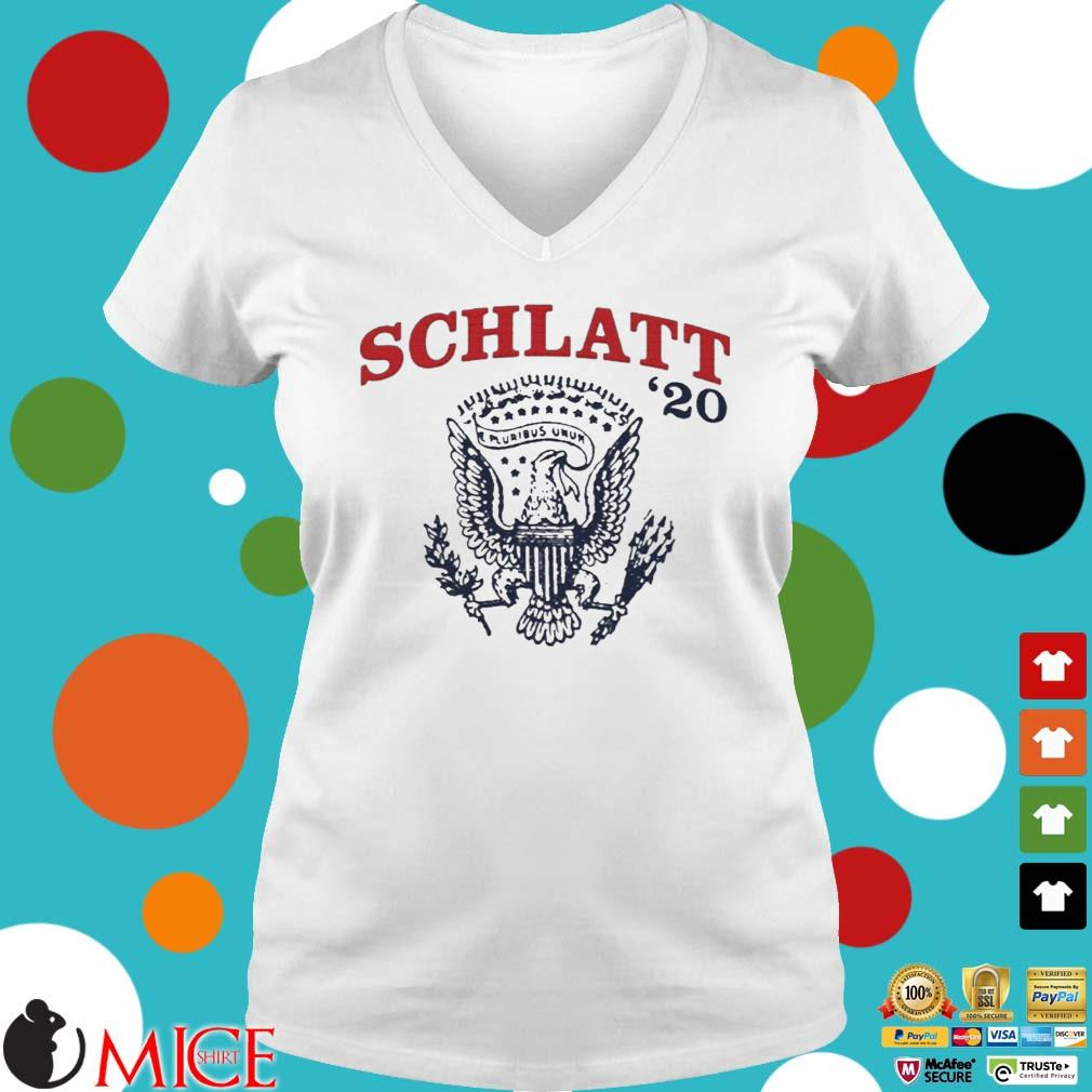 Schlatt '20 s Ladies V-Neck trangs